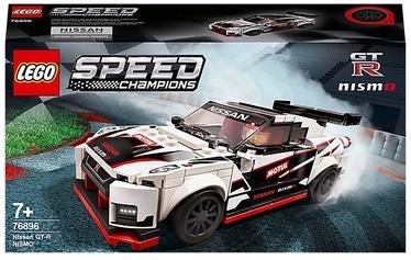 Konstruktor LEGO Speed Champions Nissan GT-R Nismo 76896, 298 tk
