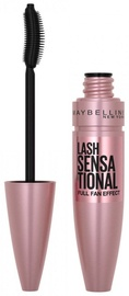 Blakstienų tušas Maybelline Lash Sensational Midnight Black