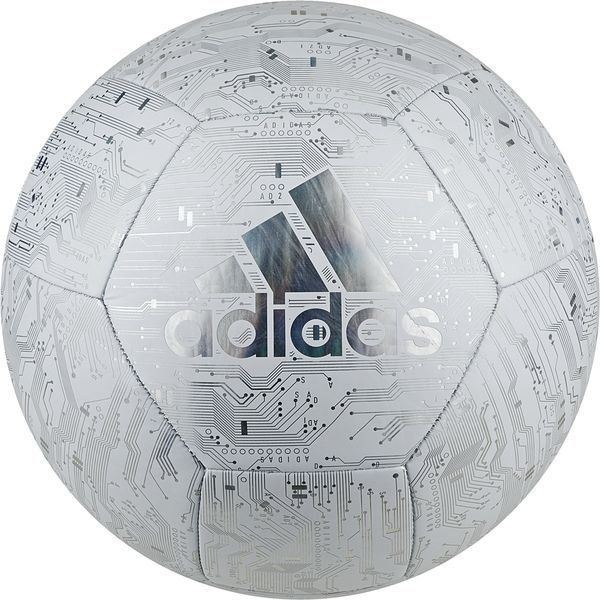 Adidas Capitano Ball White/Grey DY2569 Size 5