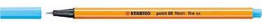 Stabilo Point 88 Fineliner 0.4mm Neon Blue 88/031