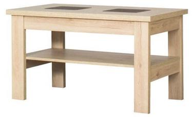 Bodzio Square Coffee Table S28 Light Sonoma Oak