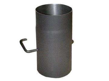 Dūmvads ar šīberi ABX D130x250mm
