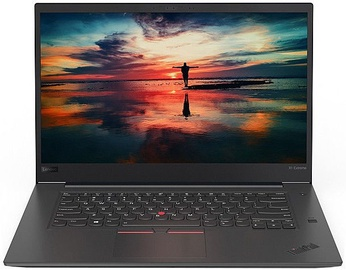 Lenovo ThinkPad X1 Extreme Black 20MF000UPB