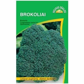 Sparģeļkāposti jeb brokoļi Calabrese Nat