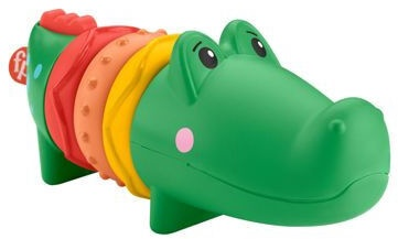 Fisher Price Clicker Alligator GWL67