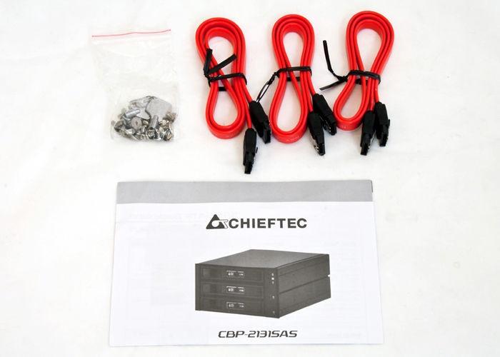 Chieftec HDD Enclosure SAS/SATA Backplane CBP-2131SAS
