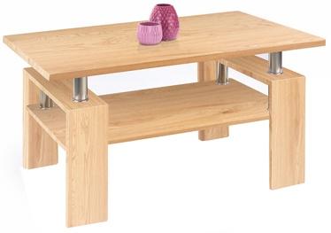 Kafijas galdiņš Halmar Diana H Golden Oak, 1100x600x550 mm