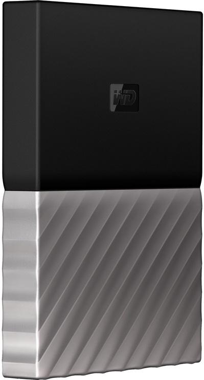 Western Digital 1TB My Passport Ultra USB 3.0 Gray WDBTLG0010BGY-WESN
