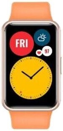 Умные часы Huawei Watch Fit, oранжевый