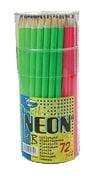 Pieštukas Centrum Neon, 72 vnt