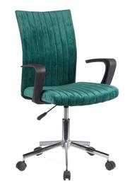 Vaikiška kėdė Halmar Doral Dark Green