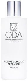 ODA Active Cleanser With Glycolic Acid 10% 200ml