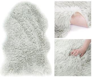 Ковер AmeliaHome Dokka, серый, 90x60 см