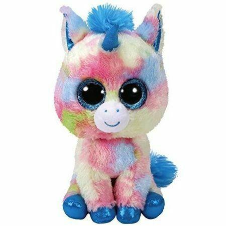 Pliušinis žaislas TY Beanie Boos Blitz TY37261, įvairių spalvų, 23 cm