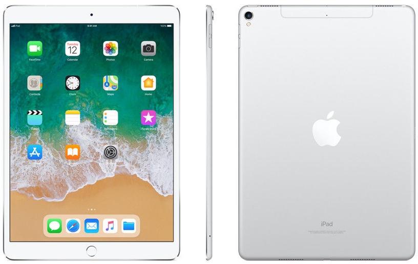 Planšetinis kompiuteris Apple iPad Pro 10.5 Wi-Fi+4G 256GB Silver