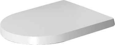 Duravit ME by Starck Compact WC Seat & Cover SC White