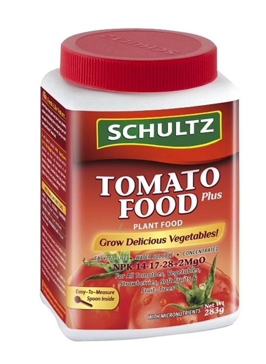 Mēslojums tomātiem Schultz, 283g