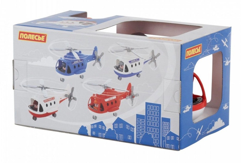 Wader Alfa Firefighting Helicopter 68651