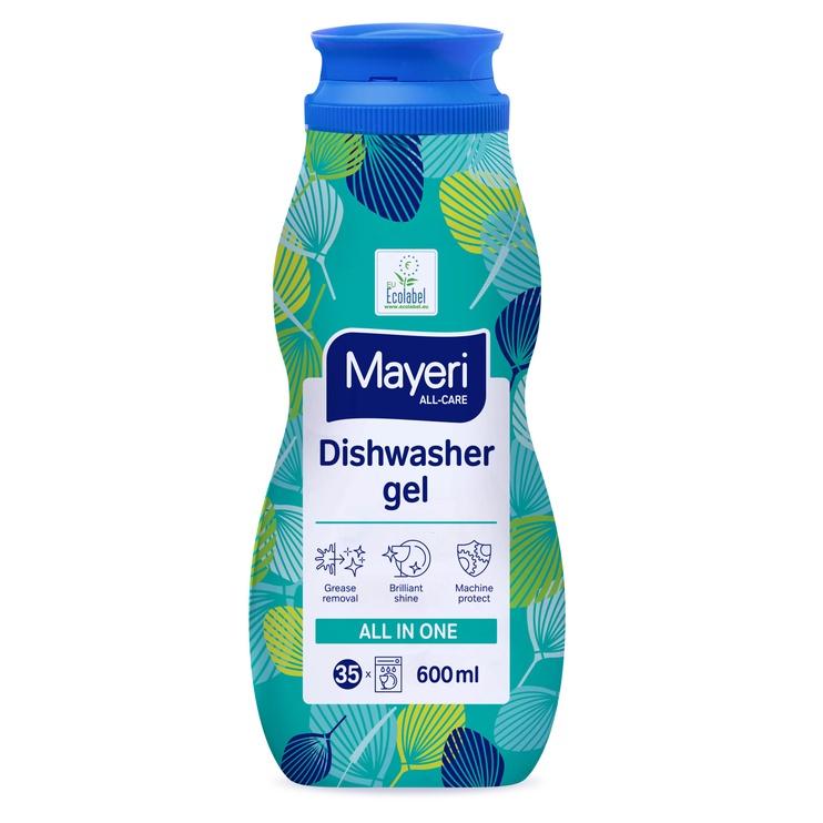 Жидкость для посудомоечной машины Mayeri, 0.6 л