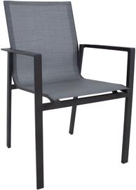 Home4you Amalfi Garden Chair Gray