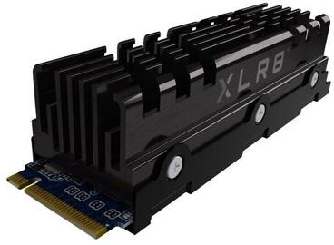 PNY CS3040 XLR8 M.2 SSD w/Radiator 1TB