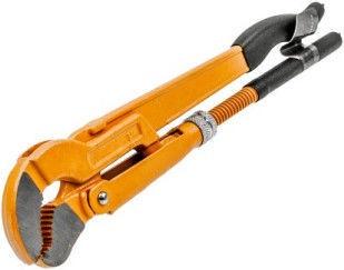 Ega CrV Type-S Pipe Wrench 1/5''