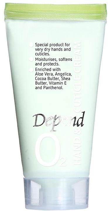 Depend O2 Hand&Cuticle Cream 20ml