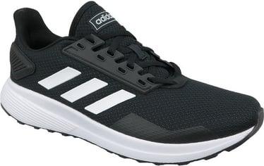 Adidas Duramo 9 BB7066 Black White 42 2/3
