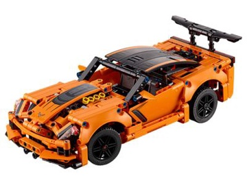 Конструктор Lego Technic Chevrolet Corvette ZR1 42093