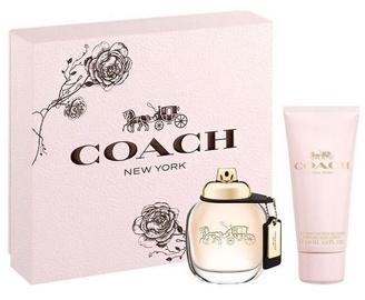 Набор для женщин Coach The Fragrance Coach For Women 50 ml EDP + 100 ml Body Lotion