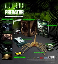 Aliens Vs. Predator Hunter Edition Xbox 360