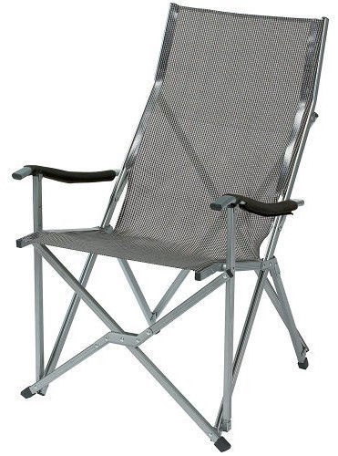 Coleman Sling Chair Grey