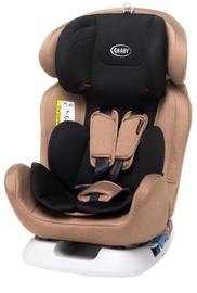 Automobilinė kėdutė 4Baby Captiva Beige, 0 - 36 kg