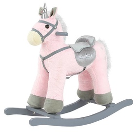 Milly Mally Rocking Horse PePe Pink