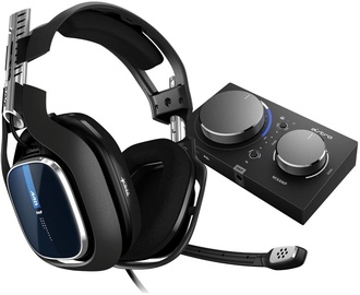 Astro Gaming A40 TR Headset + MixAmp™ Pro Blue