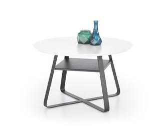 Kavos staliukas Redo, balta / juoda