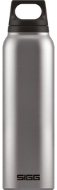 Sigg Thermo Flask Hot & Cold Brushed Steel 500ml