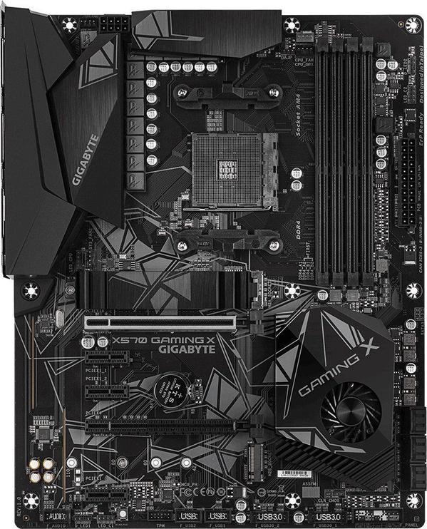 Mātesplate Gigabyte X570 GAMING X