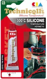 Technicqll High Temperature Silicone 300° Temperature Hermetic Red