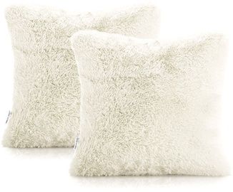 AmeliaHome Lovika Pillowcase 45x45 Ivory 2pcs