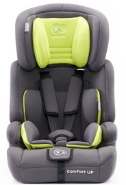 Automobilinė kėdutė KinderKraft Comfort Up Lime, 9 - 36 kg