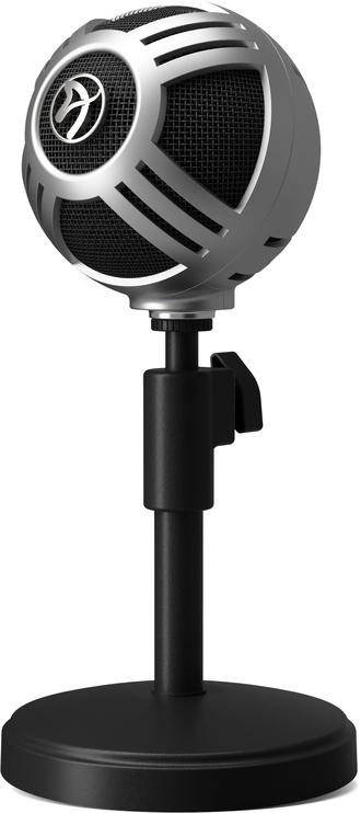 Микрофон Arozzi Sfera Pro Microphone Silver