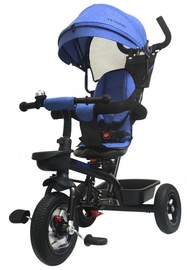 Tesoro BT-10 Baby Tricycle Black Blue