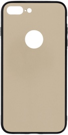 Tellur Glass DUO Back Case For Apple iPhone 7 Plus/8 Plus Gold