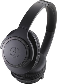 Ausinės Audio-Technica AT-SR30BT Black, belaidės