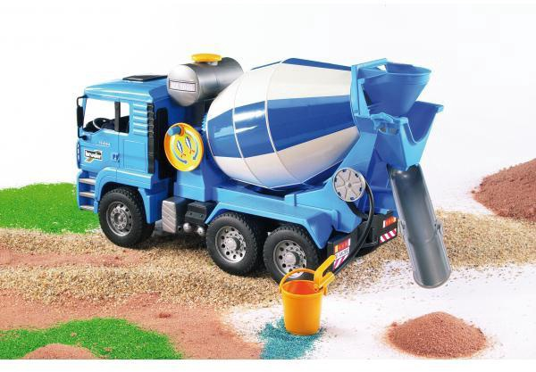 Rotaļlieta AUTO BRUDER 02744
