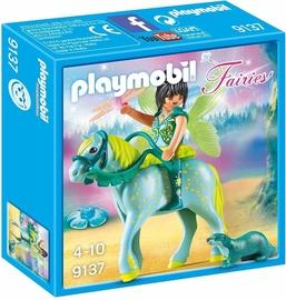 Playmobil Fairies Enchanted Fairy With Horse 9137