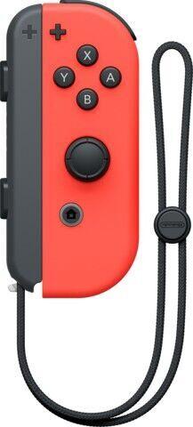 Nintendo Switch Joy-Con Neon Red