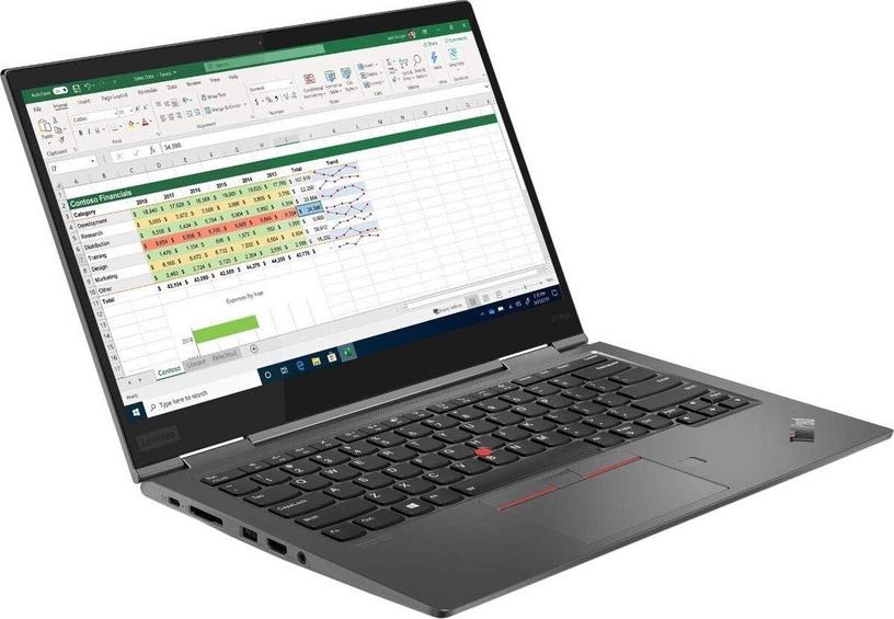 Lenovo ThinkPad X1 Yoga 5 Iron Gray 20UB002NMH