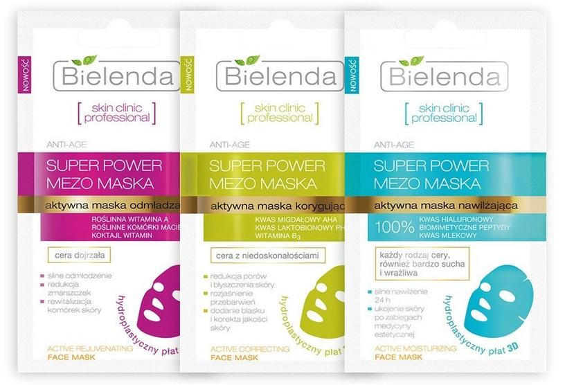 Bielenda Skin Clinic Professional Correcting Anti-Age Face Mask 10g